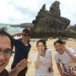 沖縄旅行における台風通過時の体験から、悪天候時の対応を考える