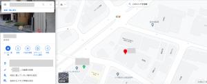 建造物のGoogleMap情報