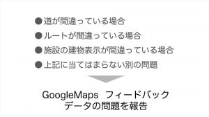 Googleマイビジネスヘルプコミュニティダイジェスト Googleマップフィードバック